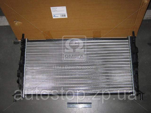 Радіатор охолодження Mazda 3 BK хутро. кпп 2003--2009 Tempest (Тайвань) TP.15.62.017 A