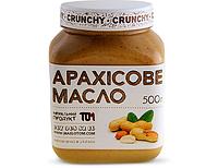 Арахисовое масло с кусочками арахиса