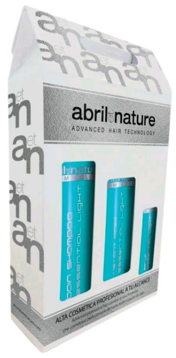 Набор Abril Et Nature Essential (Шампунь 250ml + Маска 200ml + Сыворотка 100ml)