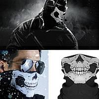 Лёгкая маска в стиле Ghost Recon, эластичная универсальная