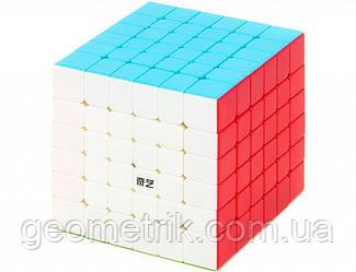 Кубик Рубика 6х6 QiFan S2 (без наклеек) арт. QY3065 штрих код 6948154230659