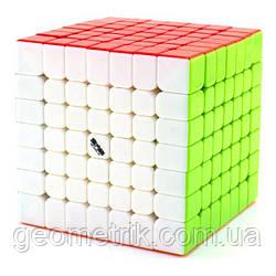 Кубик Рубика 7х7 QiYi Qixing S2 (без наклеек) арт. 148 штрих код 6948154230680