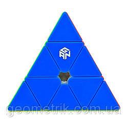 Пирамидка Рубика 3х3 Gan Pyraminx M (Explorer version) (GAN) штрих код 6970697962377