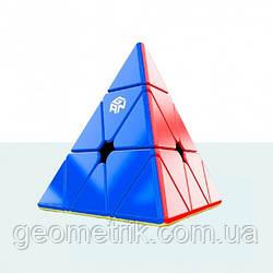 Пирамидка Рубика 3х3 Gan Pyraminx M  (ENHANCED version) (GAN) штрих код 6970697962445