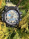 Часы водонепроницаемые и противоударные для занятия спортом и службе в армии., фото 5