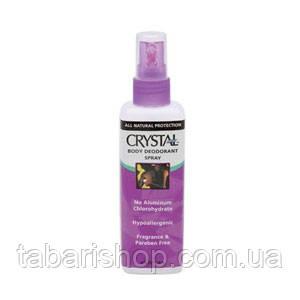 Дезодорант Кристал Боди Спрей без запаха, Crystal Body Spray, 118 ml
