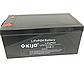 Акумулятор Kijo FePO4-12V150Ah Lithium Iron Phosphate, 2000 циклів, літій-залізо-фосфатна АКБ без послідовного з'єднання, фото 3