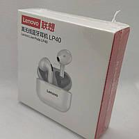 Беспроводные наушники tws Lenovo LP40