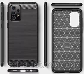 Чохол Slim Series для Samsung Galaxy A72 Black