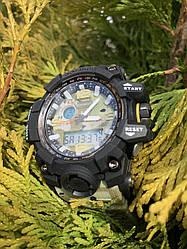 Часы водонепроницаемые и противоударные (военно-спортивные)