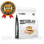 Огляд і тест кращого протеїну IronFlex WPC 80 Edge 909g