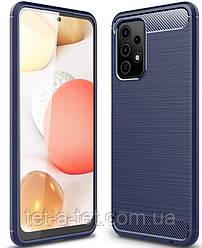Чохол Slim Series для Samsung Galaxy A72 Blue