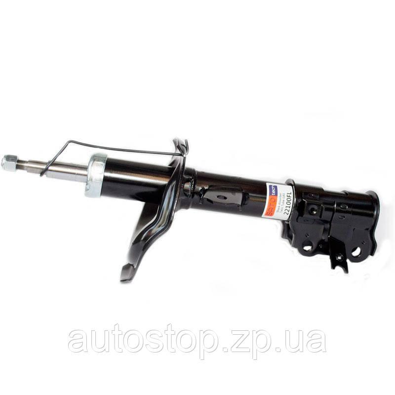 Амортизатор Hyundai Accent, Kia RIO II (JB) 2005 - передній лівий газовий SATO TECH 22100FL