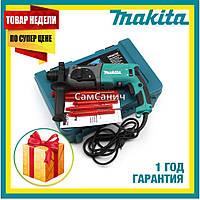 Перфоратор Makita HR2470F (780 Вт, 2.4 Дж) Профессиональный перфоратор