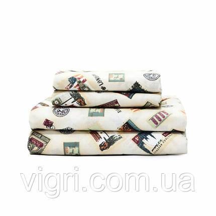 Постельное белье, двухспальное, ранфорс Вилюта «VILUTA» VР 20125, фото 2