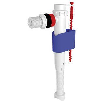 """Впускной клапан ANI Plast WC5030 боковой подачи, пластиковое подключение 3/8"""""""