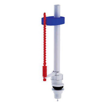 """Впускной клапан ANI Plast WC5550 нижней подачи, пластиковое подключение 1/2"""""""
