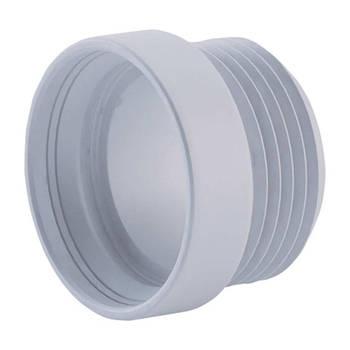 Манжета ANI Plast W0210 для унитаза прямая с выпуском 110 мм, длина 94 мм