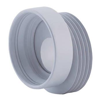 Манжета ANI Plast W0410 для унитаза эксцентрическая с выпуском 110 мм, длина 95 мм
