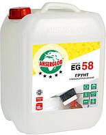 Грунтовка глибокопроникаюча Anserglob EG-58 10л