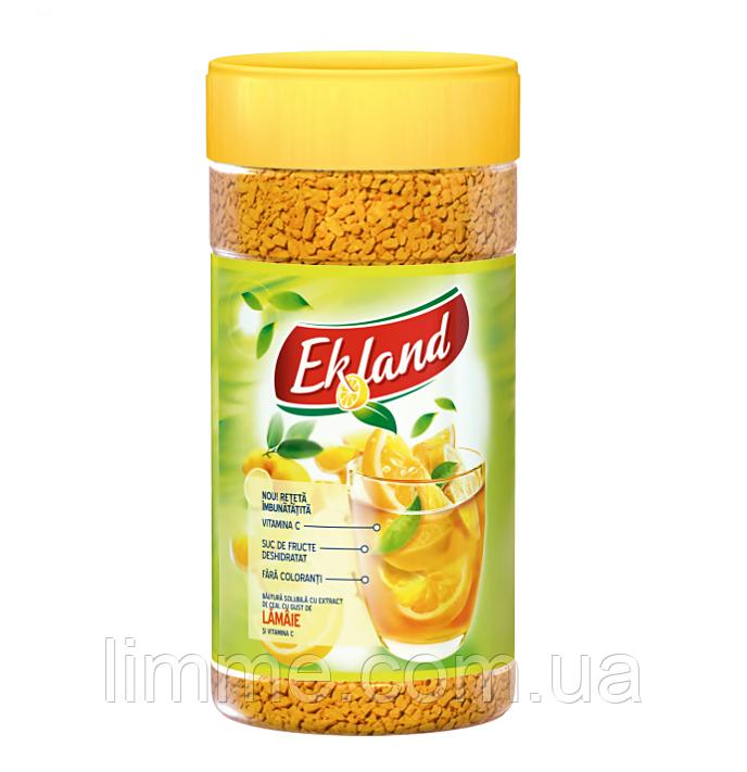 Чай розчинний гранульований Ekland з лимоном 350 г.