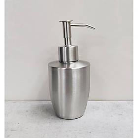 Дозатор для мыла нержавеющая сталь Eco Fabric TRL4802-B