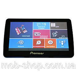 7'' Планшет-навигатор Pioneer 7008 - GPS + 4Ядра + 8Gb + Android (навигатор пионер на андроиде)