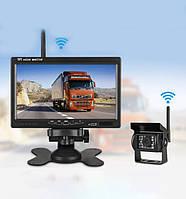 Бездротова камера заднього виду з монітором для вантажівок, автобусів і сільгосптехніки