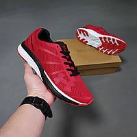 Мужские кроссовки Under Armour красные