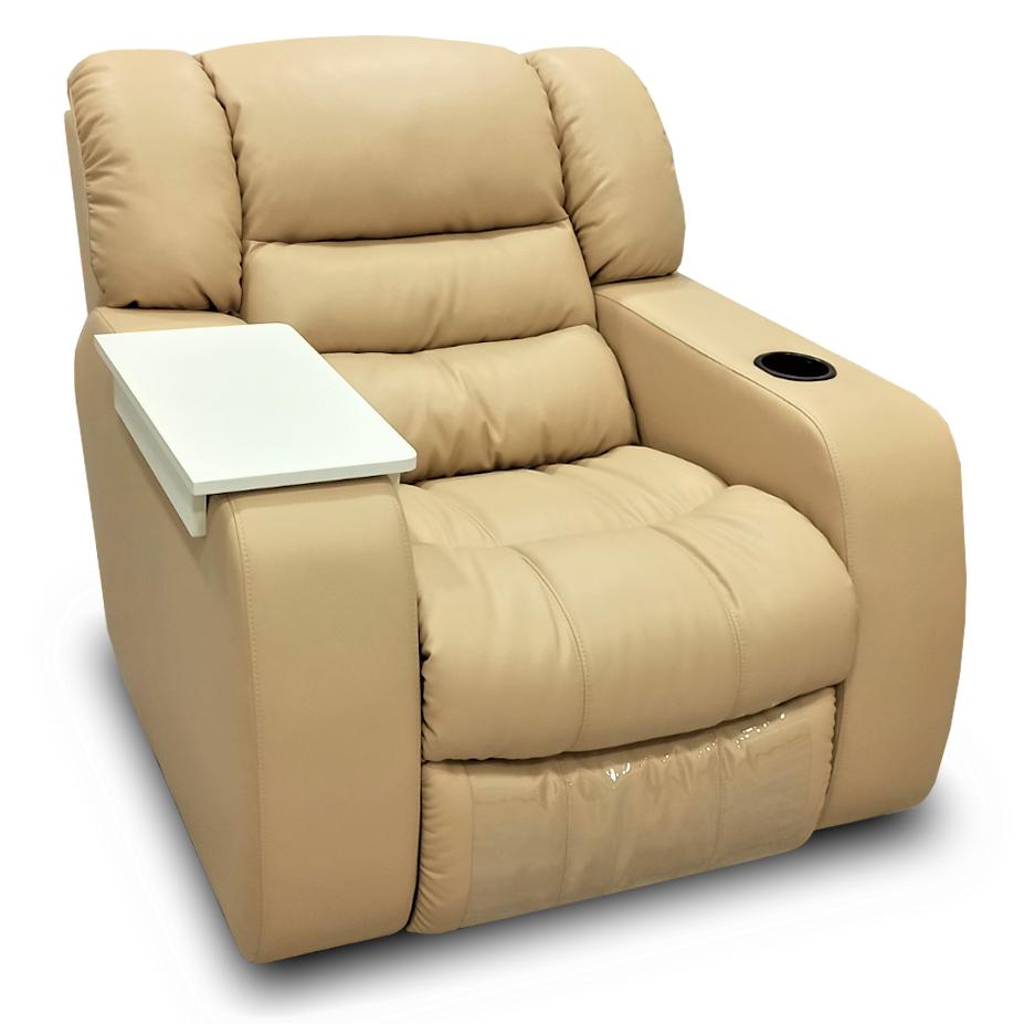 Игровое Кресло реклайнер Орландо SL Электрика, обивки в ассортименте