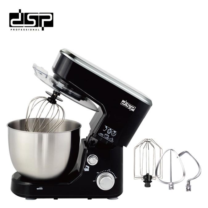 Миксер кухонный DSP KM3030 1000 Вт с чашей из металла 5 л