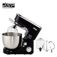 Миксер кухонный DSP KM3030 1000 Вт с чашей из металла 5 л, фото 1