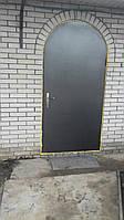 Вхідні двері арочні, Д-03