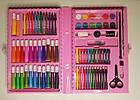 ОПТ Большой набор для детского творчества и рисования 86 предметов карандашей и фломастеров, фото 6