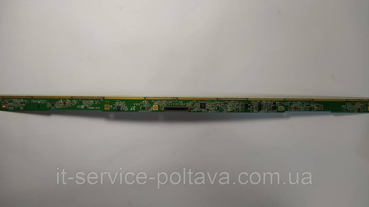 Плата матриці V260B1-XC13 для телевізора Samsung LE26A330J1