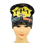 Демісезонна шапка для хлопчиків