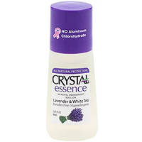 Дезодорант Кристал Есенс Лаванада и белый чай Рол, Crystal Essence Lavander & White Tea Roll-on, 66 ml
