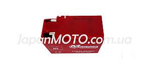 Аккумулятор 2,3A 12V Honda DIO AF-34/35 (YTR4A-BS) Mototech, фото 2