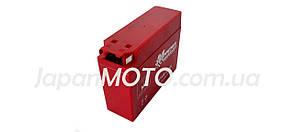 Аккумулятор 2,3A 12V YAMAHA/SUZUKI (GT4B-5) Mototech, фото 3