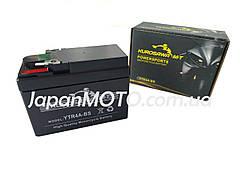 Аккумулятор 2,3A 12V Honda DIO AF-34/35 (YTR4A-BS) Kurosawa-Mototech