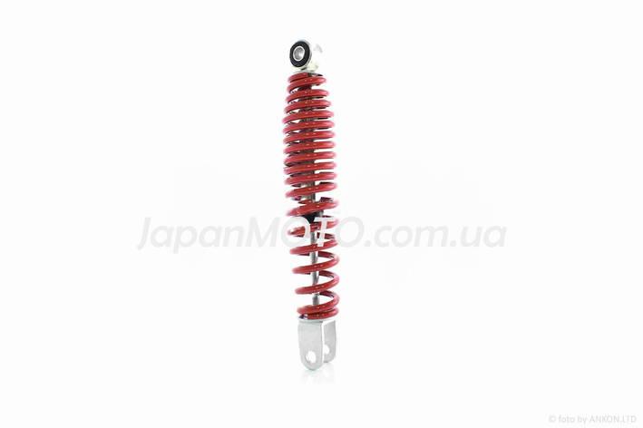 Амортизатор Suzuki LETS, ADDRESS, SEPIA 270mm, стандартний (червоний), фото 2