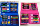 ОПТ Великий набір для дитячої творчості та малювання 42 предмета олівців і фломастерів, фото 6
