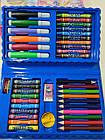 ОПТ Великий набір для дитячої творчості та малювання 42 предмета олівців і фломастерів, фото 4