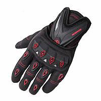 Перчатки Scoyco MC10 красные