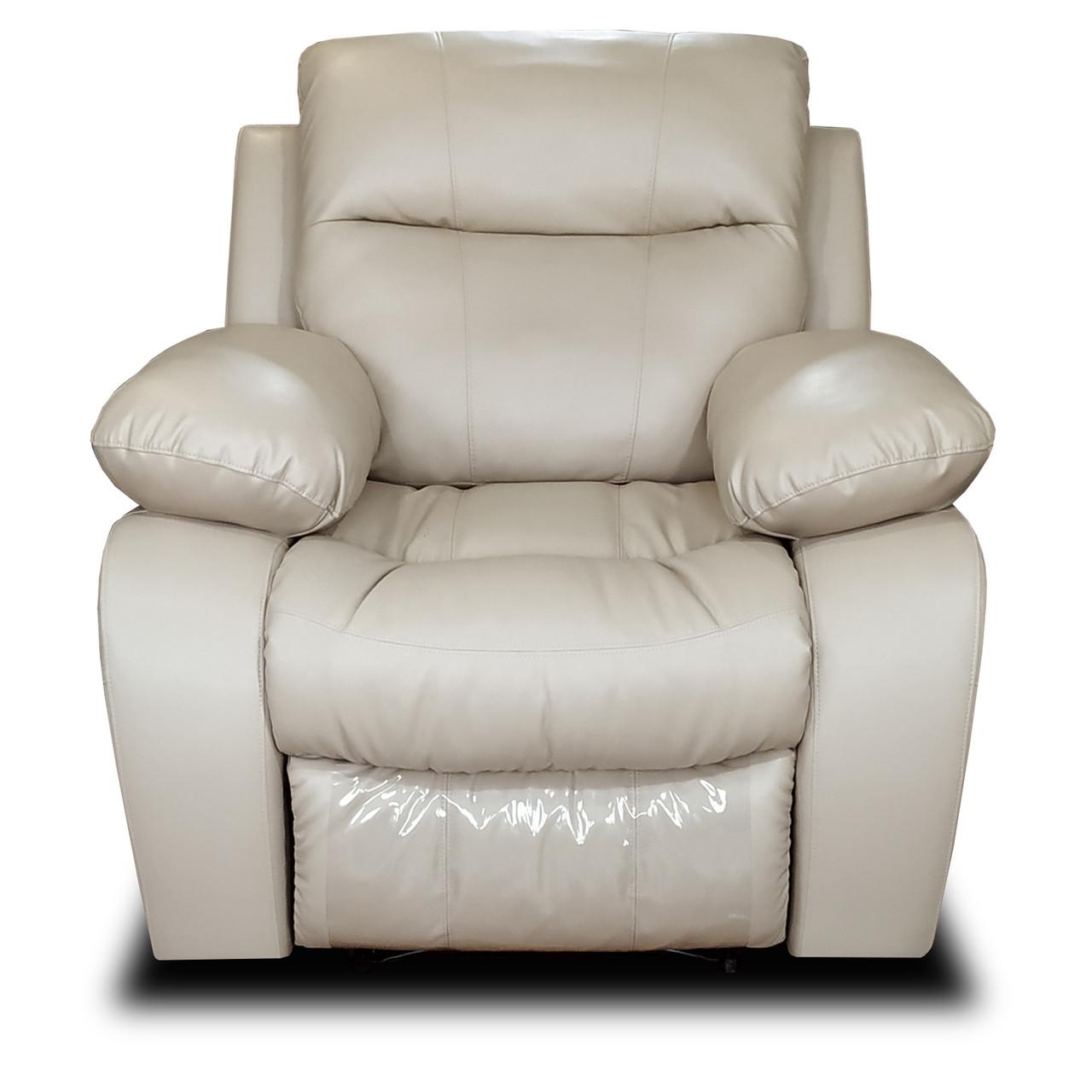Кресло реклайнер Versal Механика, обивки в ассортименте