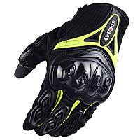 Мотоциклетные перчатки SUOMY SU10 (сенсорный палец)