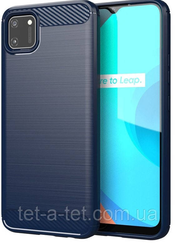 Чохол Slim Series для Realme C11 Blue
