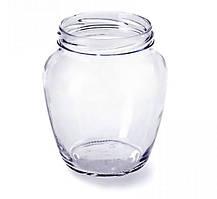 "Банка скляна ""євро"" 0,72 л барило (12 шт. в уп.)"