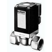 Электромагнитные (соленоидные) клапаны Burkert для воды, нейтральных и слабоагрессивных сред, фото 1