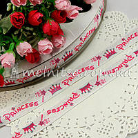 Резинка для повязок (эластичная тесьма), Принцесса